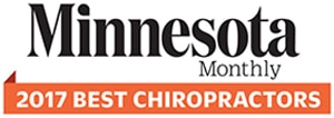 Minnesota Monthly Best Chiropractor 2017
