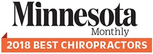 Minnesota Monthly Best Chiropractor 2018