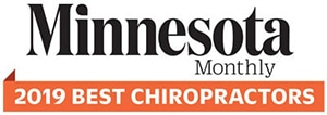Minnesota Monthly Best Chiropractor 2019