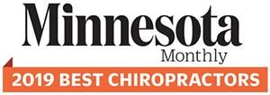 Minnesota Monthly Best Chiropractor 2019