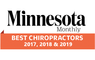 Minnesota Monthly Best Chiropractor Awards