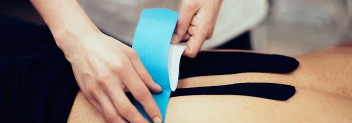 Chiropractic Burnsville MN Kinesio Taping