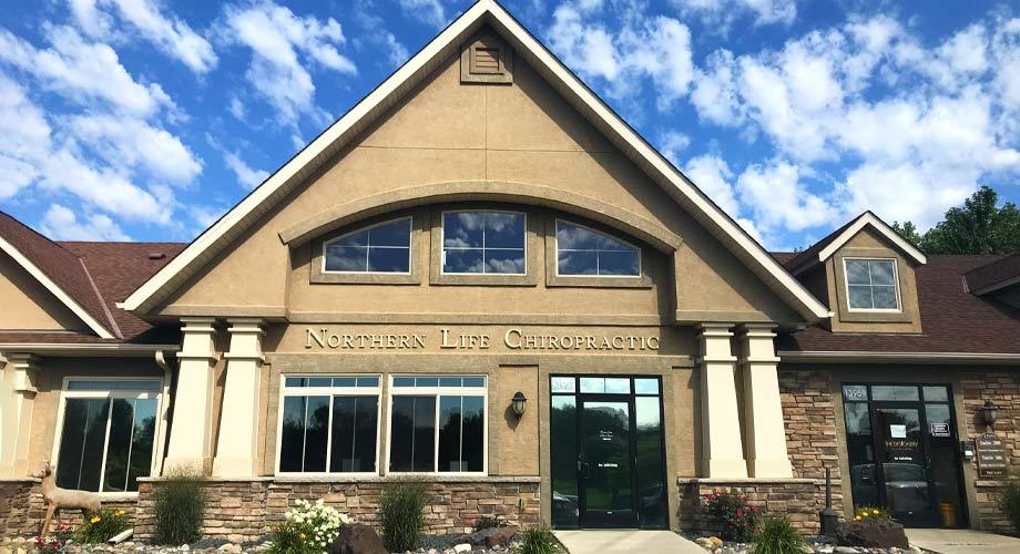 Chiropractic Burnsville MN Northern Life Wellness Office Building